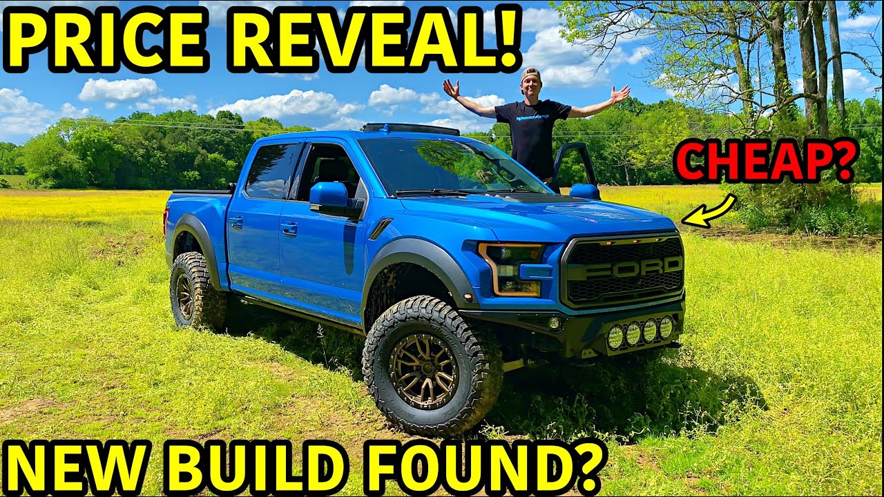 Rebuilding A Wrecked 2019 Ford Raptor Part 19