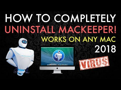 How To Completely Uninstall MacKeeper From Any Mac! (2017 / 2018 Easy Tutorial)