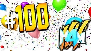 PRESTONPLAYZ JOINS H4M - EPISODE 100!!!  |HOW TO MINECRAFT 4 #100 (Minecraft 1.8 SMP)