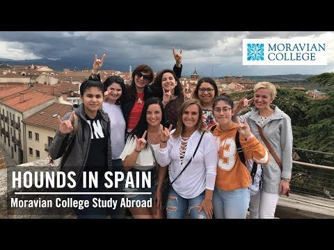 #GlobalGreyhounds: Spain Study Abroad