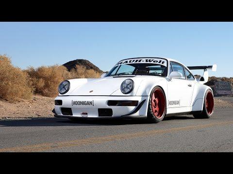 Rauh Welt Begriff RWB Porsche 911 964 Turbo
