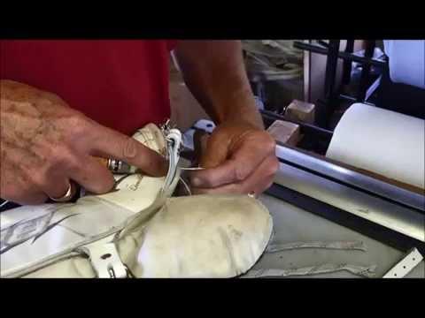 Nash Sports - HOW TO - Use a Speedy Awl Stitcher
