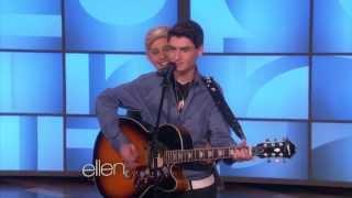 David Thibault - Elvis - Blue Christmas - Ellen Degeneres