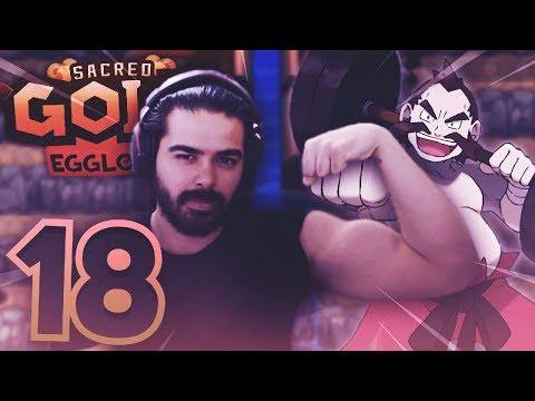 VS CHUCK and he swole | Pokemon Sacred Gold Egglocke w/ TheHeatedMo - 18