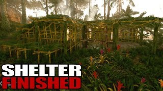 Download SHELTER FINISHED | Green Hell | Let's Play Gameplay | S01E37 Video