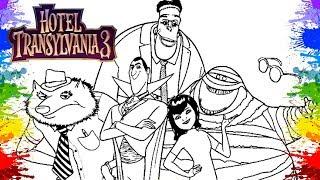 Rompecabezas Niños Hotel Transilvania 3 Puzzle For Boys