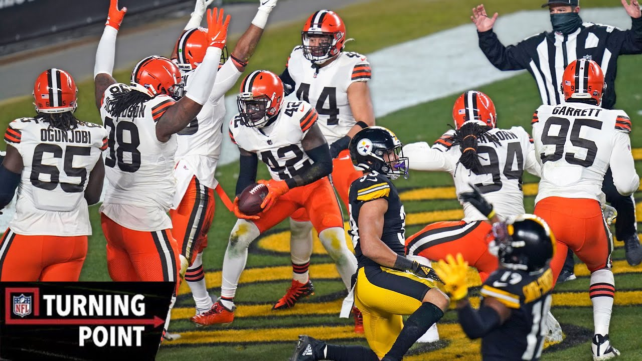 """How Cleveland Proved They Aren't The """"Same Old Browns"""" 
