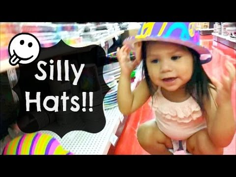 Silly Hats!!