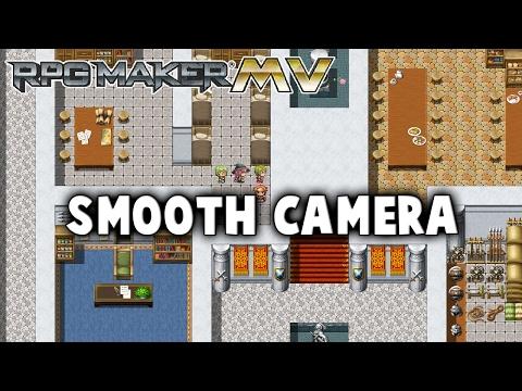 Smooth Camera Plugin - RPG Maker MV