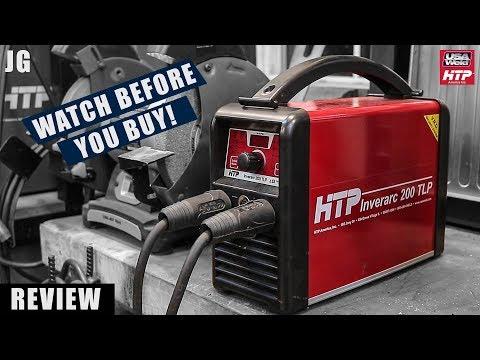 HTP INVERARC 200 TLP REVIEW | JIMBO'S GARAGE