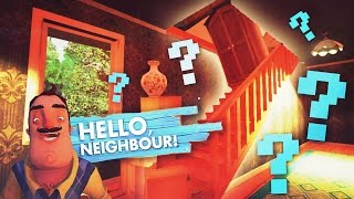 A BRAND NEW HOUSE - Alpha 2 Stream - Part 1 (Hello Neighbor / Hello