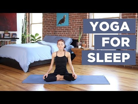Yoga for Sleep - Practice This 30-Minute Bedtime Yoga Sequence For Better Sleep