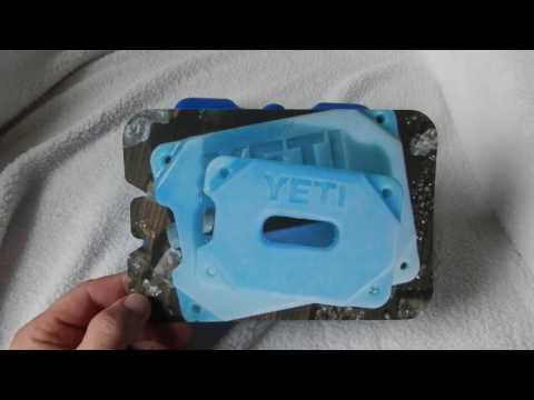 YETI Ice That Will Not Freeze
