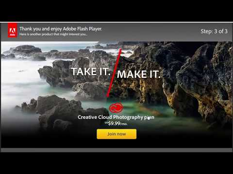 How to Download and Install Adobe Flash Player on Windows 2017