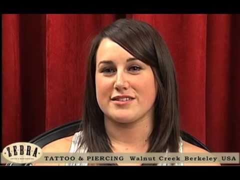 Danielle Connor, Apprentice Piercer, Zebra Tattoo & Piercing