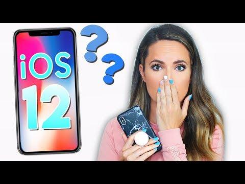 TOP 12 iOS 12 FEATURES! Best + Worst + RUMORS...