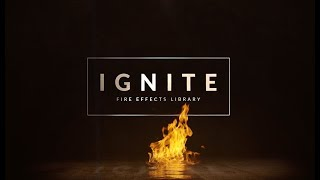Ignite: 500+ Fire and Flame Effects | RocketStock.com