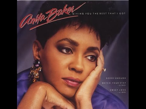Sweet Love:  The Very Best of [full cd] ◙ ANITA BAKER