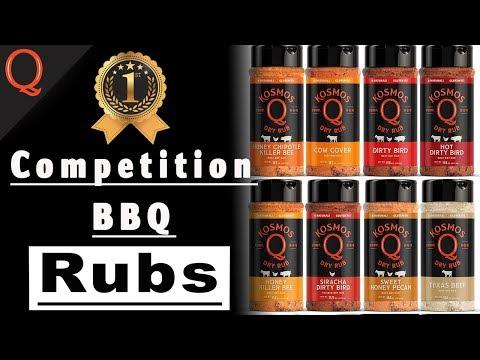 Competition BBQ Rub Recipe???