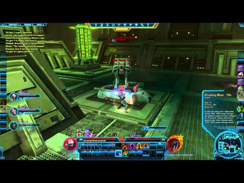SWTOR - Sith Warrior Juggernaut