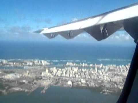 American Eagle Flight 4825 Beef Island/Tortola to San Juan (TUPJ-TJSJ)
