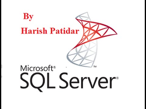 7. Microsoft SQL server tutorial: Sql server Userdefine datatype, Create drop and alter table