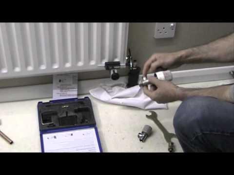 Change radiator valve to TRV without Draining.