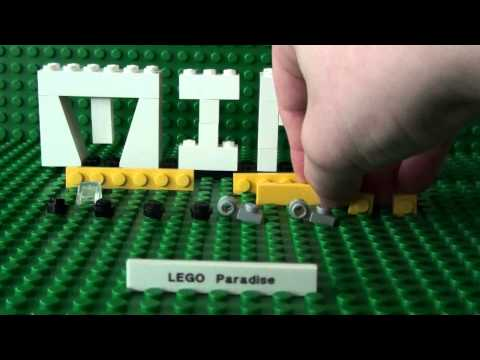 Mini Series: How To Build A Mini Lego Lorry