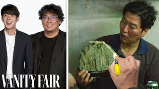 'Parasite' Director Bong Joon-ho Breaks Down the Opening Scene | Vanity Fair