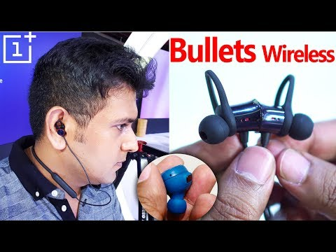 OnePlus Bullets Wireless Review!🔥 Better than Samsung IconX?