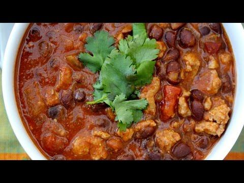 Best Turkey CHILI Recipe | Affordable + Easy!