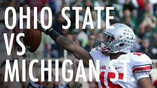 Ohio State Football: OSU vs Michigan State Trailer