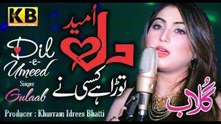 Dil e Umeed Tora Hai Kisi Ne - Gulaab - Great melody - Kb production