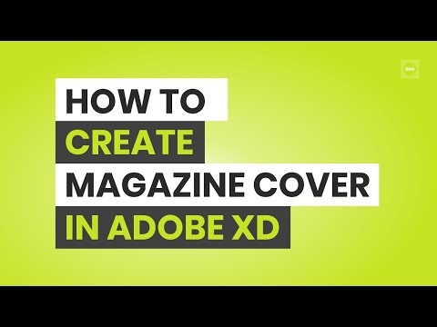How to Design a Magazine Cover in Corel Draw