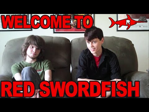 Welcome To Red Swordfish!