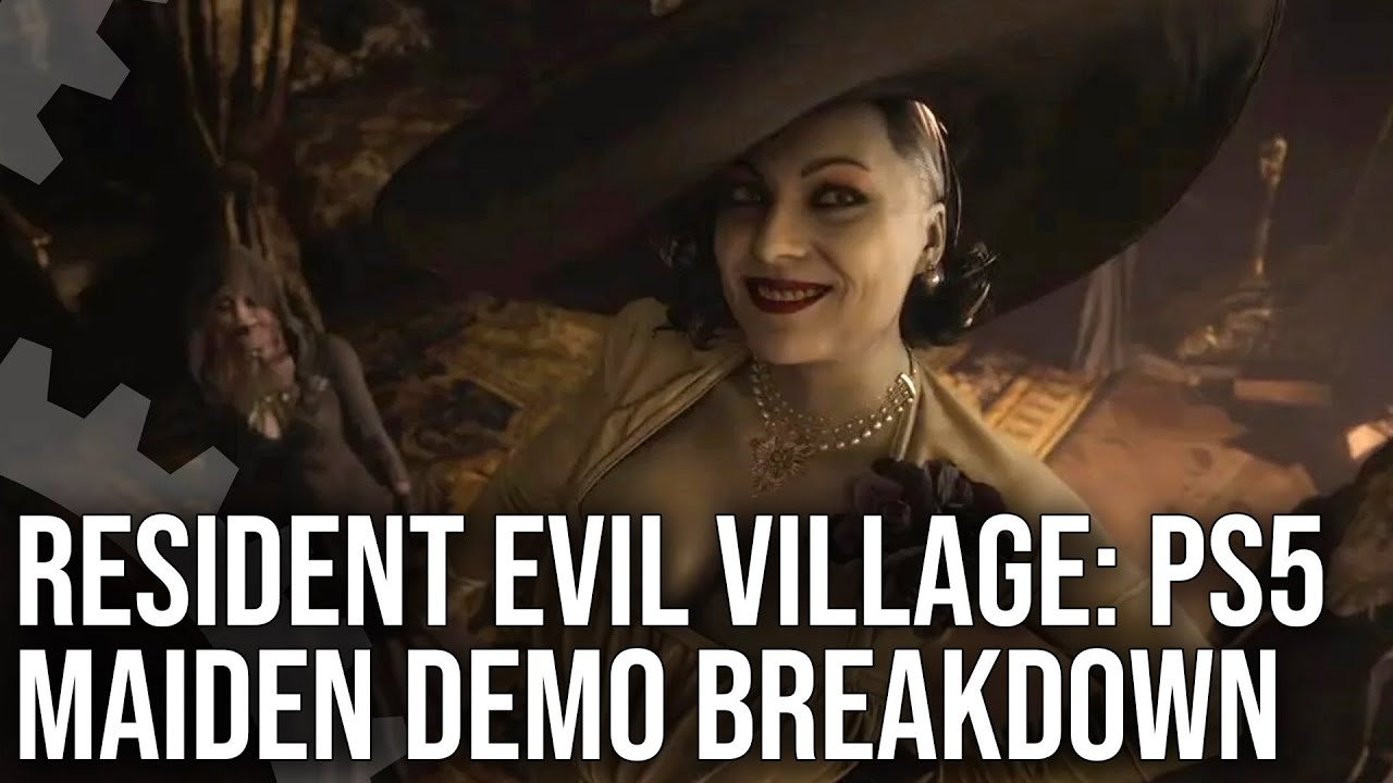 Resident Evil Village PS5 'Maiden' Demo Breakdown - First Look At Resident Evil 8!
