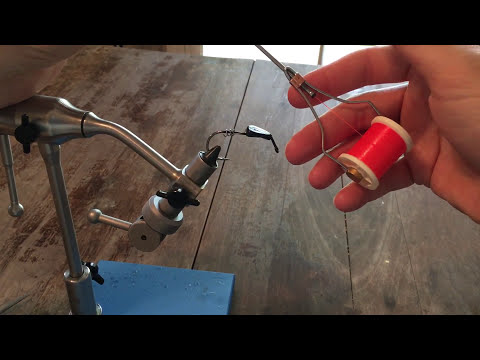 Whip Finish and Half Hitch Knots Without Tools!