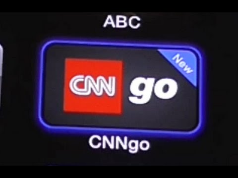 CNN go: available on Apple TV