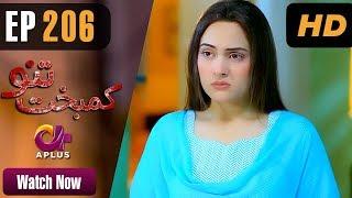 Drama | Kambakht Tanno - Episode 206 | Aplus ᴴᴰ Dramas | Shabbir Jaan, Tanvir Jamal, Sadaf Ashaan
