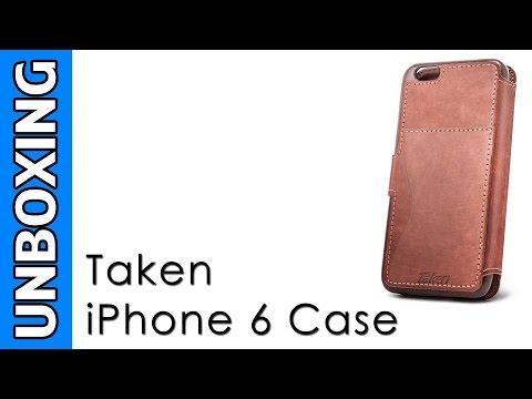Taken iPhone 6 Case Unboxing