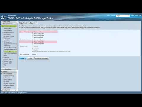Configuring VLANs on 200 and 300 Series Managed Switches
