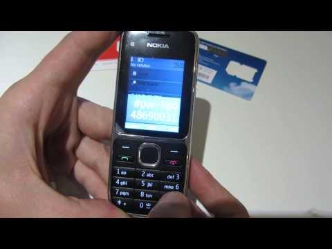 How To Unlock Nokia C2-01 ?