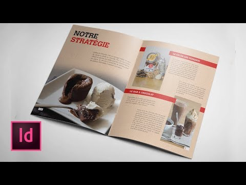 How to Layout Books | Cover Page Design - Adobe Indesign Tutorial