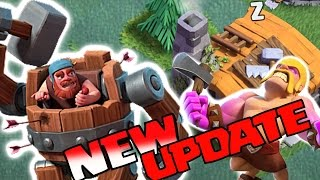 NEW UPDATE!! BUILDER BASE!! | ALL NEW TROOPS!! | Clash Of Clans