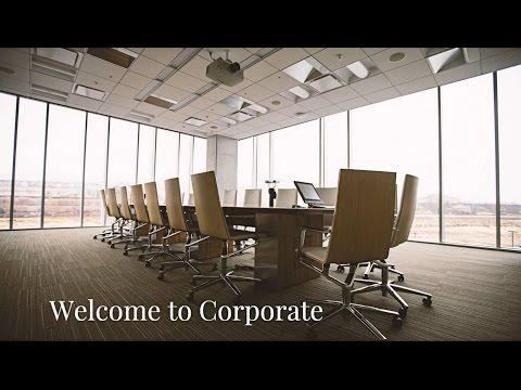 Corporate WordPress Theme: Welcome to Corporate