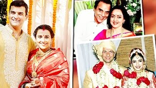 Bollywood Actresses Who Married