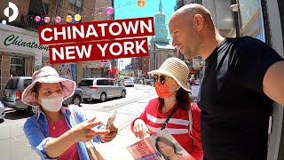 What Happened To NYC Chinatown?! 🇺🇸