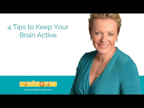 4 Tips to Keep Your Brain Active