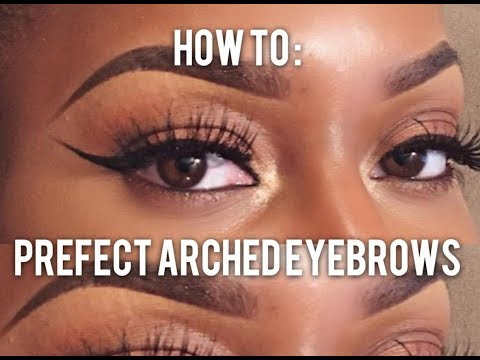 How I Get Perfectly Arched Eyebrows Using $1 Wet & Wild Pencil