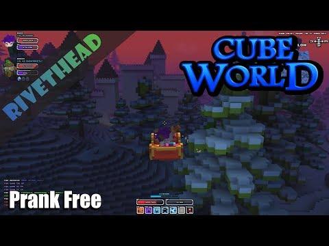 A Prank free April Fools Episode! - (Cube World Sundays)